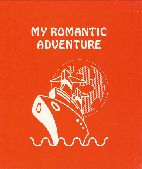 My Romantic Adventure Personalized Book