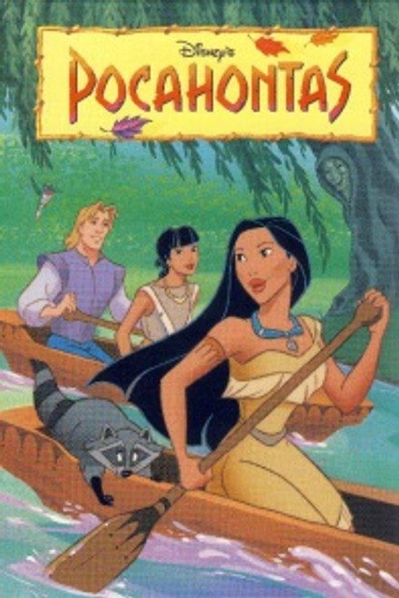 Pocahontas Personalized Book