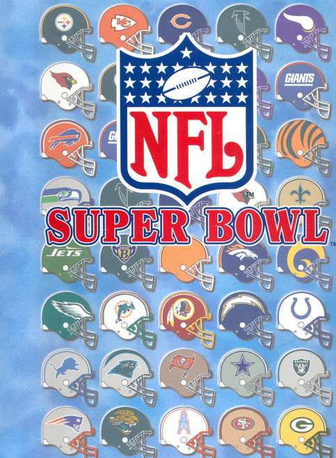NFL Super Bowl Personalized Childrens Book
