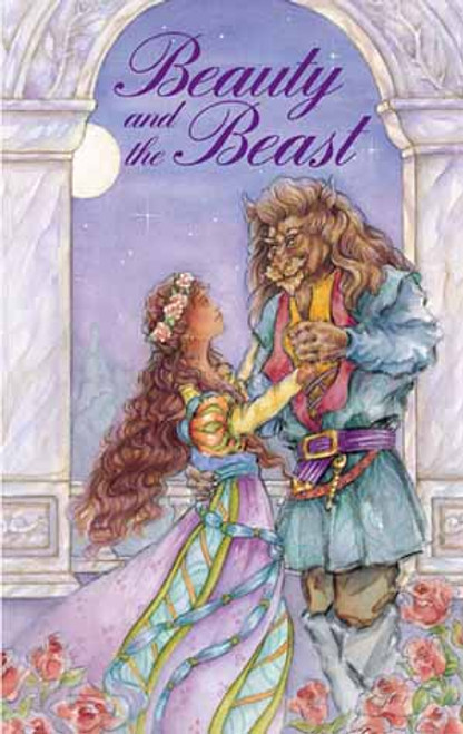 Beauty and the Beast Personalized Childrens Book