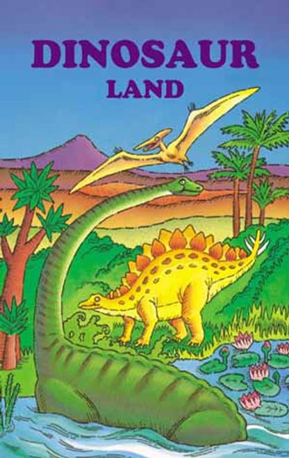 Dinosaur Land Personalized Childrens Book