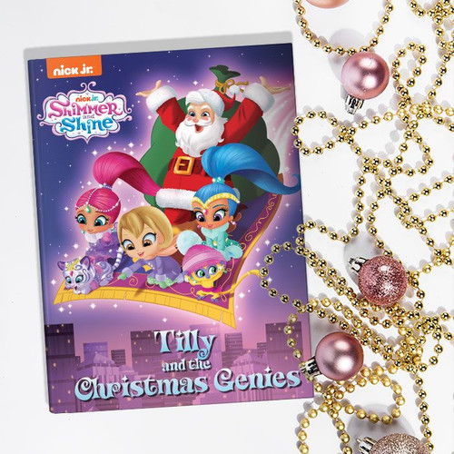 Shimmer and Shine Personalized Book - Large Softcover