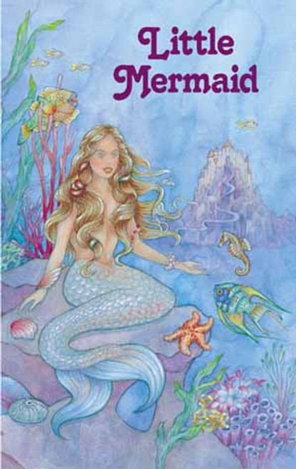 Little Mermaid Personalized Childrens Book