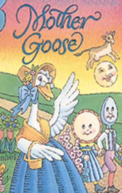 Mother Goose Nursery Rhymes Personalized Childrens Book
