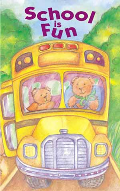 School is Fun Personalized Childrens Book