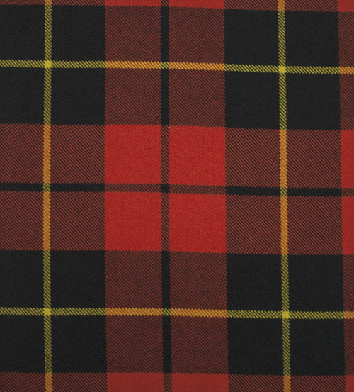 Wallace Red Ancient Heavy Weight Tartan