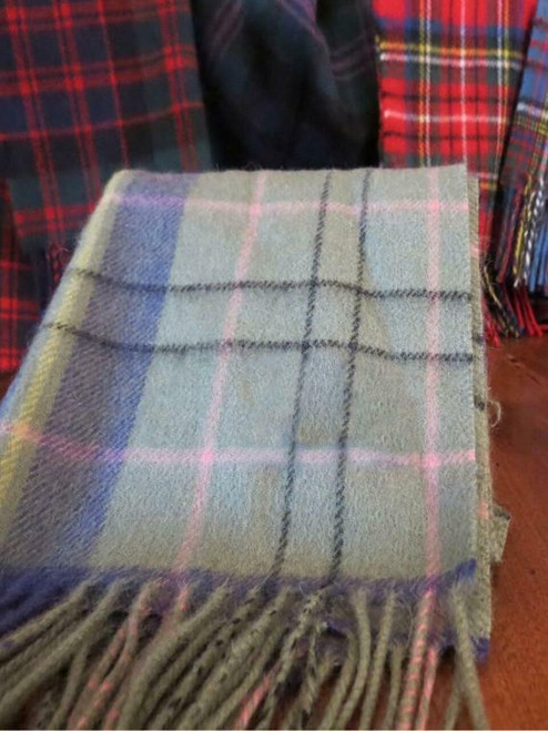 Scarf Brushed Wool | Made in Scotland