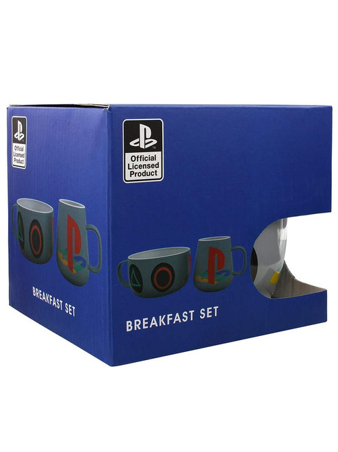 Breakfast Set Official Licensed Playstation Sports & Outdoors