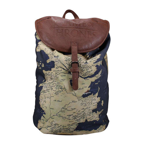 Game Of Thrones Westeros Map Backpack