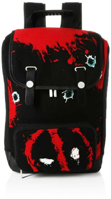 Deadpool Twelve Bullets Backpack
