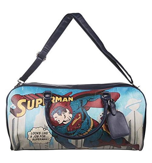 Superman Holdall Bag