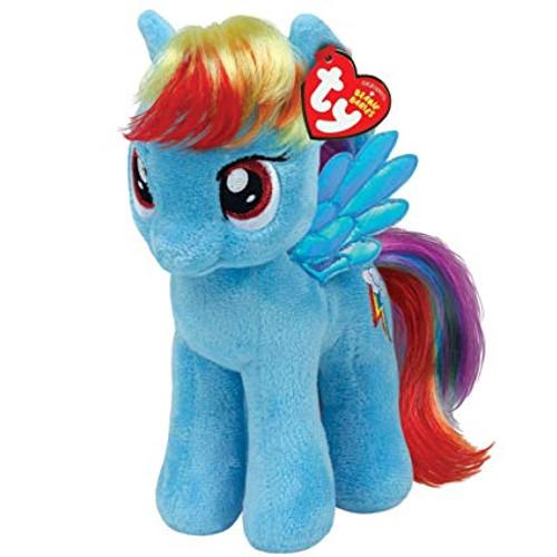 TY Beanie My Little Pony Rainbow Dash Soft Toy