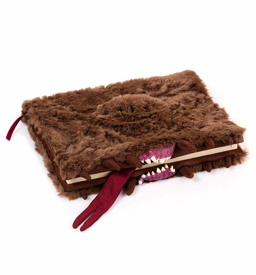 Harry Potter Monster Plush Notebook