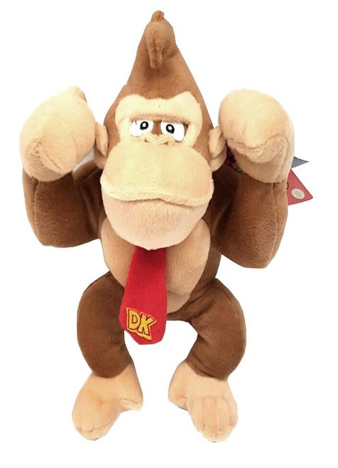 Super Mario Donkey Kong Soft Toy