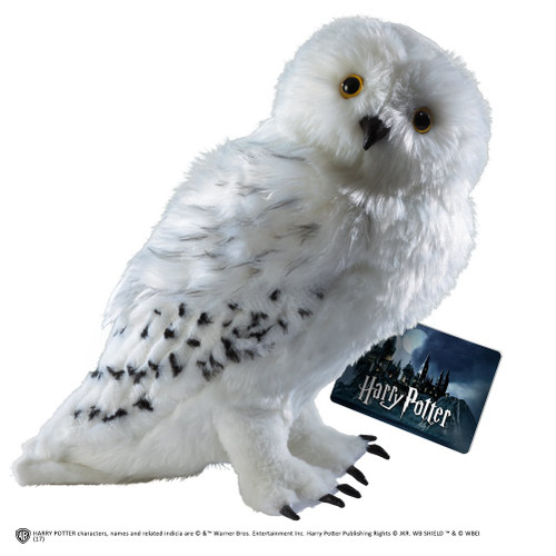 Hedwig Collectors Soft Toy