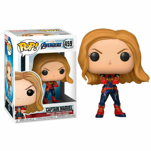 Captain Marvel Funko POP 459 Figure