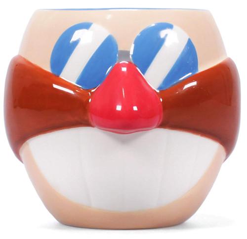 Dr Eggman 3D Mug