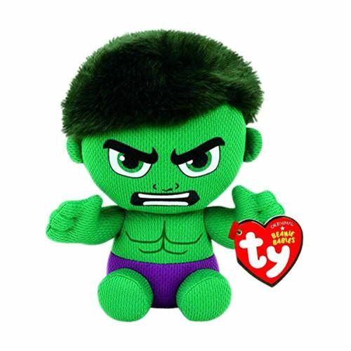 TY Beanie Boos Babies The Hulk Soft Toy