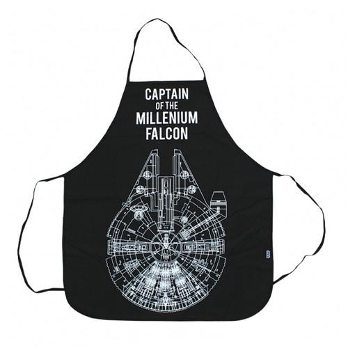Captain Of The Millennium Falcon Apron
