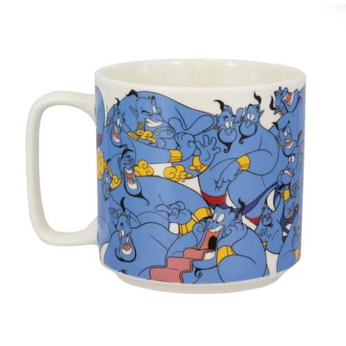 Aladdin Genie Coffee Mug