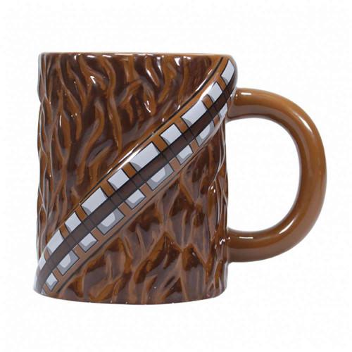 Chewbacca 3D Shaped Mug