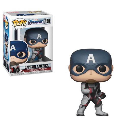 Captain America Funko POP 450 Figure