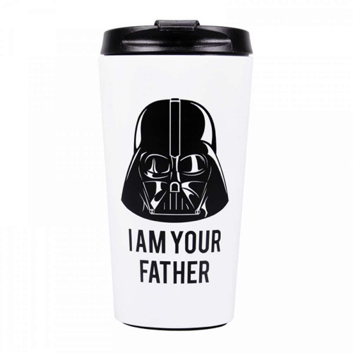 Darth Vader Stainless Steel Travel Mug