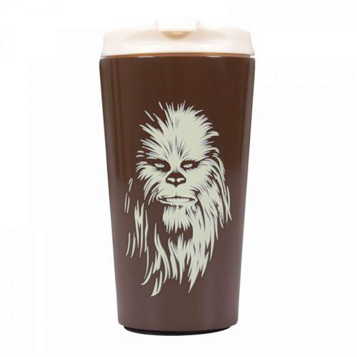 Chewbacca Stainless Steel Travel Mug