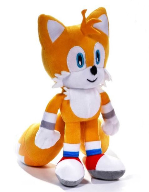 Sonic The Hedgehog Tails Soft Toy