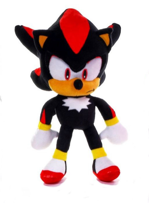 Sonic The Hedgehog Shadow Soft Toy