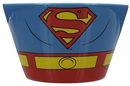 Superman Costume Ceramic Bowl