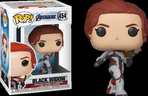 Black Widow Funko POP 454 Figure
