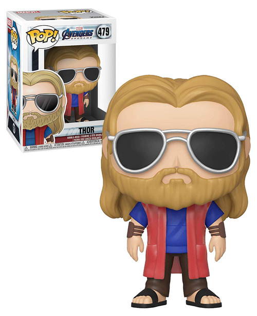 Casual Thor Funko POP 479 Figure