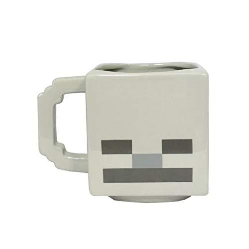 Minecraft Skeleton Mug