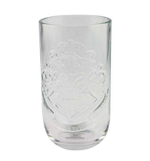 Harry Potter Hogwarts Crest Shaped  Drinking Glass