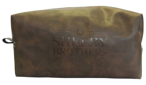 Peaky Blinders Shelby Brothers Wash Bag