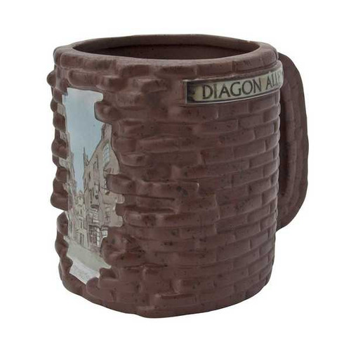 Harry Potter Diagon Alley 3D Mug