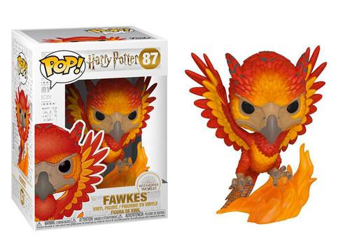 Fawkes Funko POP 87 Figure