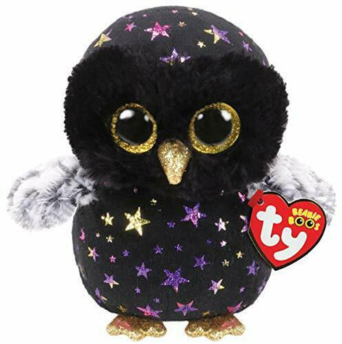 TY Beanie Boos Babies Hyde Owl Soft Toy