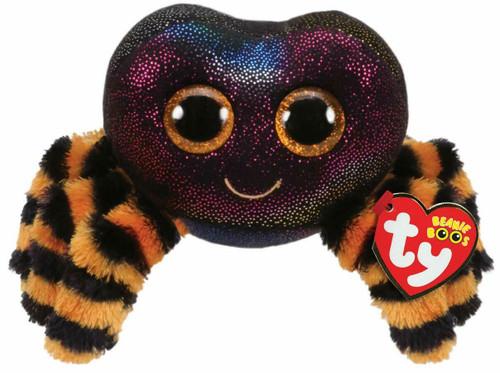 TY Beanie Boos Babies Cobb Spider Soft Toy