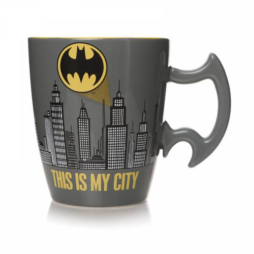 Batman Gotham City Mug