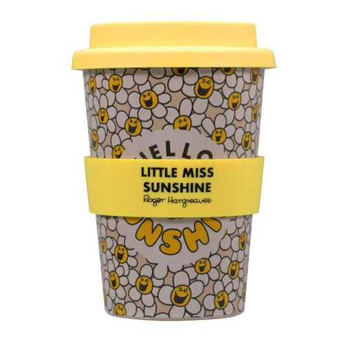 Little Miss Sunshine Eco Friendly Huskup Travel Mug