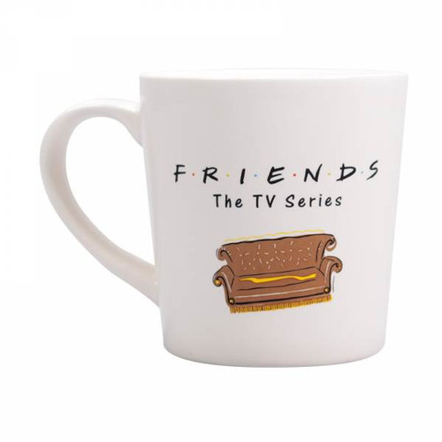 Rather Be Watching Friends Tapered Mug