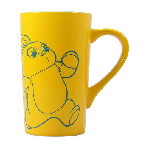 Toy Story Ducky And Bunny Latte Mug