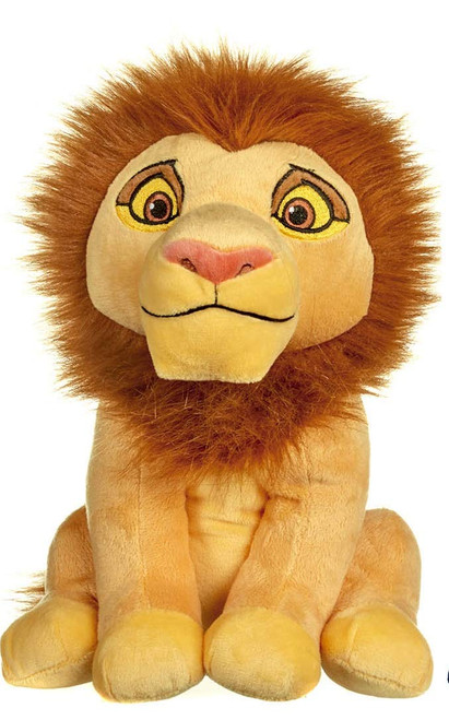 Adult Simba Lion King Soft Toy