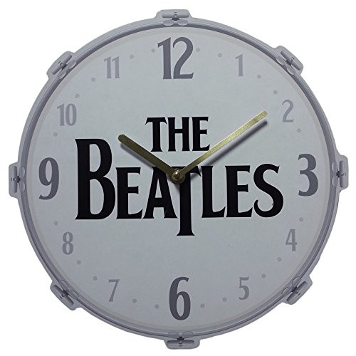 The Beatles Drum Wall Clock