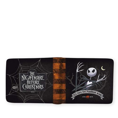 Nightmare Before Christmas Jack Wallet