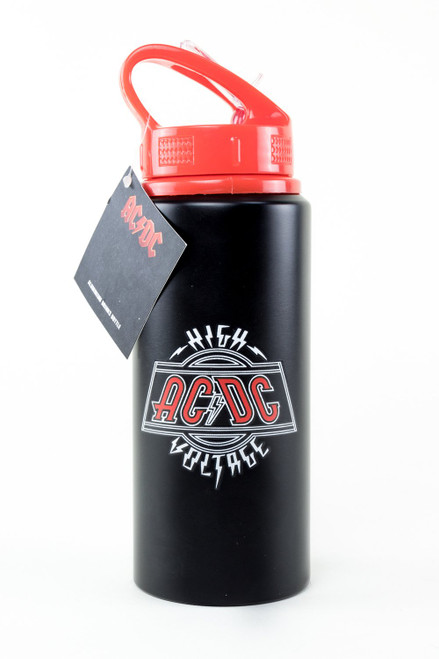 AC/DC Aluminium Drinks Bottle