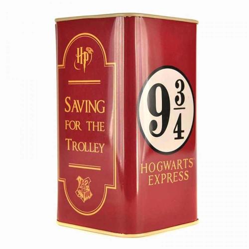 Harry Potter Hogwarts Express Platform 9 3/4 Money Box