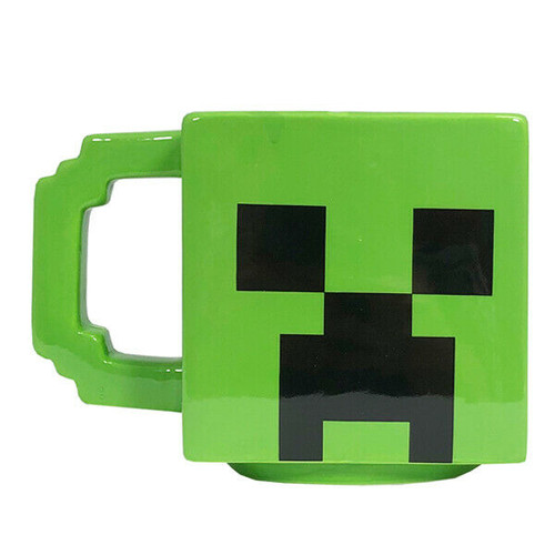 Minecraft Creeper Mug